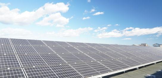 土地付き太陽光発電所